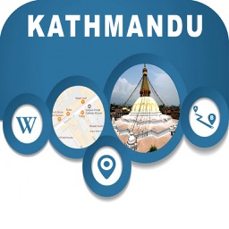 Kathmandu Nepal Offline City Maps Navigation
