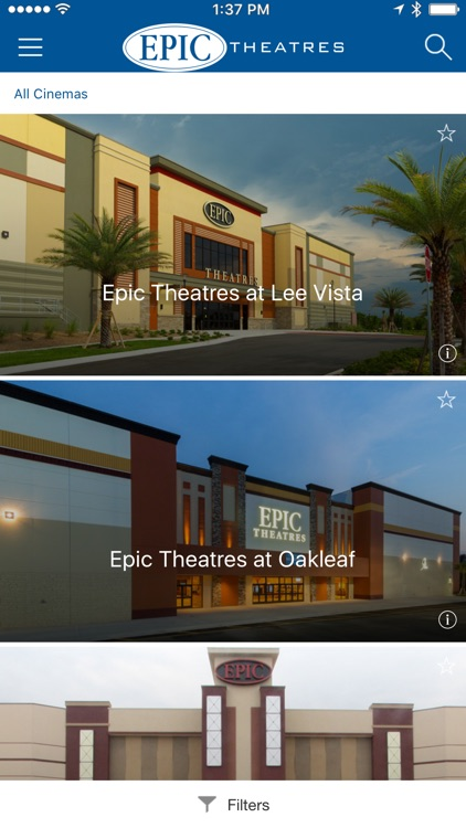 EPIC Theatres