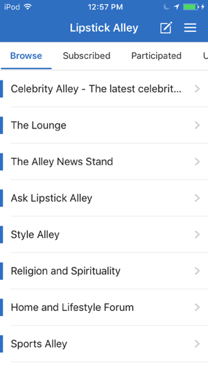 lipstick alley app not working