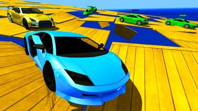 SPLEEF CAR DERBY - Dont't Fall In The Water App 截图