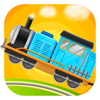 Train Builder: Kids Train Game
