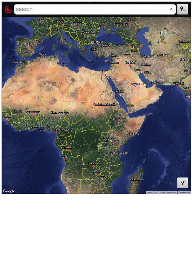 Earth view live maps on the app store iphone ipad gumiabroncs Image collections