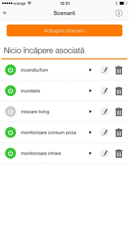 Orange Smart Home screenshot-3