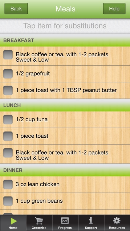3 Day Diet screenshot-1