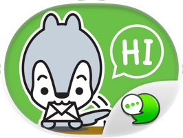 ANIMASCOT Stickers for iMessage Free
