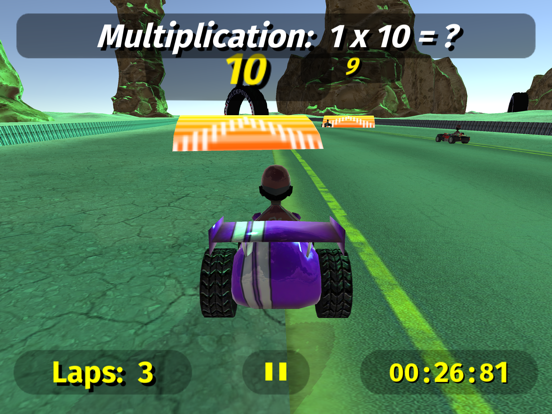 Math Racing 2 Pro screenshot 7