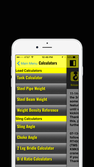 Crane & Rigger on the App Store