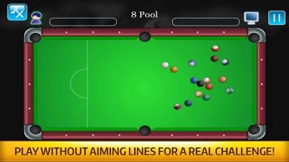 Billiards Pool Night 2 screenshot 1