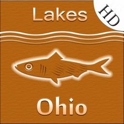 Ohio: Lakes & Fishes