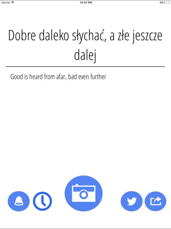Polish Proverbs App Price Drops