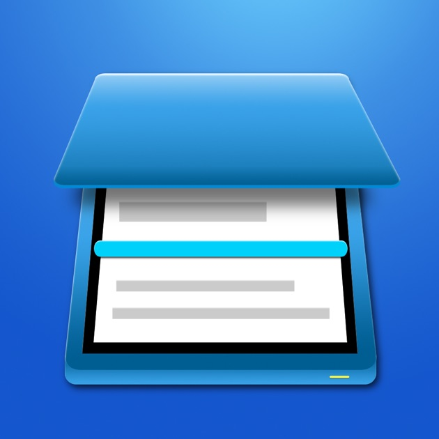 Smart pdf scanner scan documents and receipts on the app for Documents apple store
