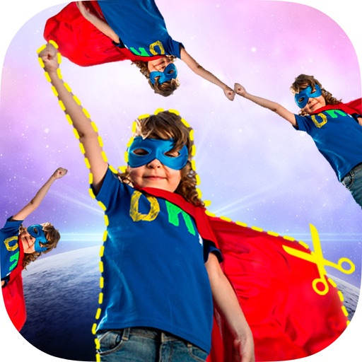 Cut and paste photo editor – stickers for photos