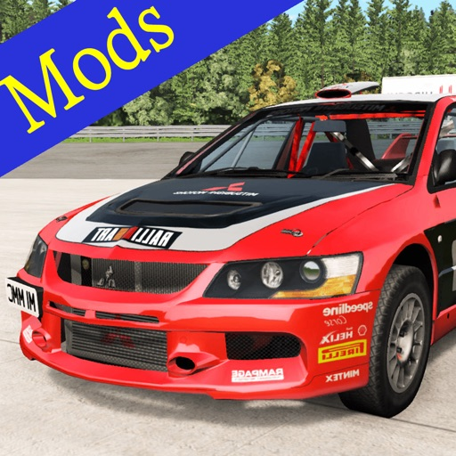 Mods for BeamNG Drive