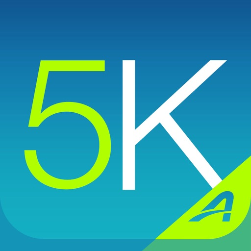 Couch to 5K® - Running App and Training Coach app logo