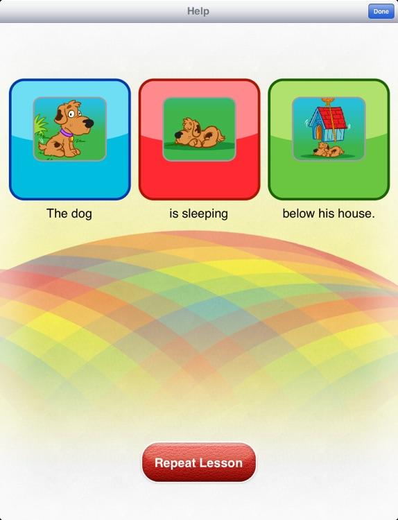 Rainbow Sentences screenshot-3