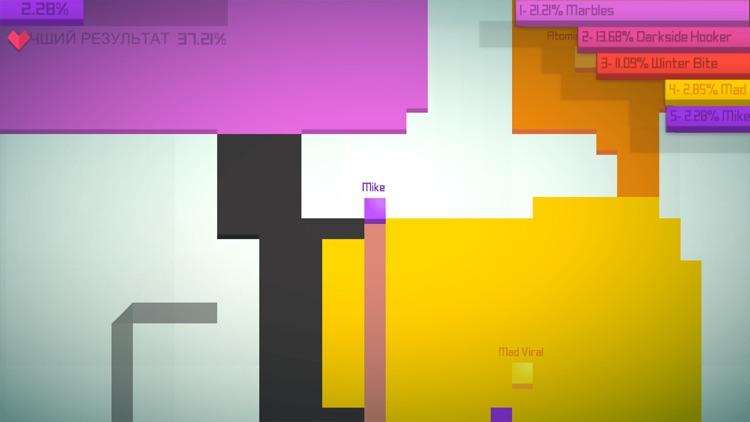 Paper Line - Tricky Color Wars