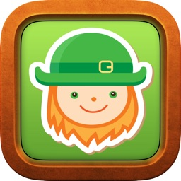 St Patrick's Day Awesome Sticker Pack