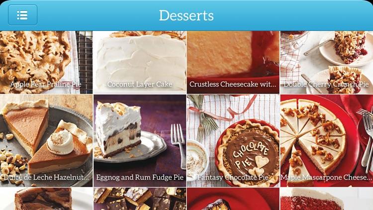 Holiday Recipes - Delicious Meals screenshot-3