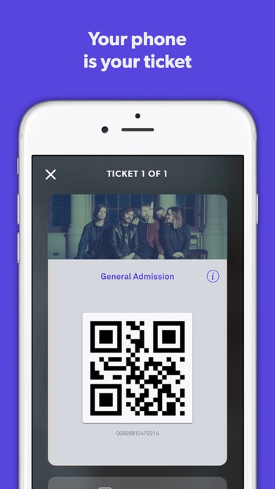 Ticketfly - Events Near You for Windows