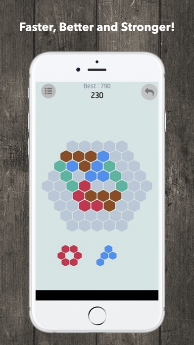 Block Puzzle Classic Ⓞ Screenshot
