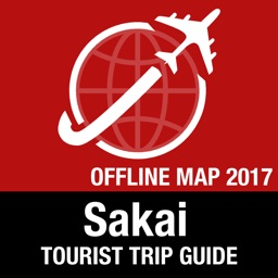 Sakai Tourist Guide + Offline Map