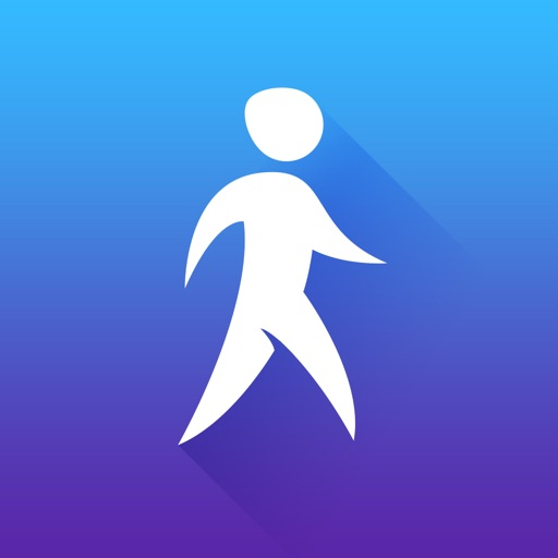 Walking for Weight Loss: training plans, GPS, tips app logo