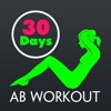 30 Day Ab Fitness Challenges ~ Daily Workout - iPhoneアプリ