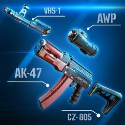 Simulator Weapon Gun Morphing