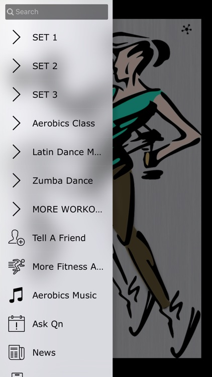 Aerobic Dance Challenge screenshot-1