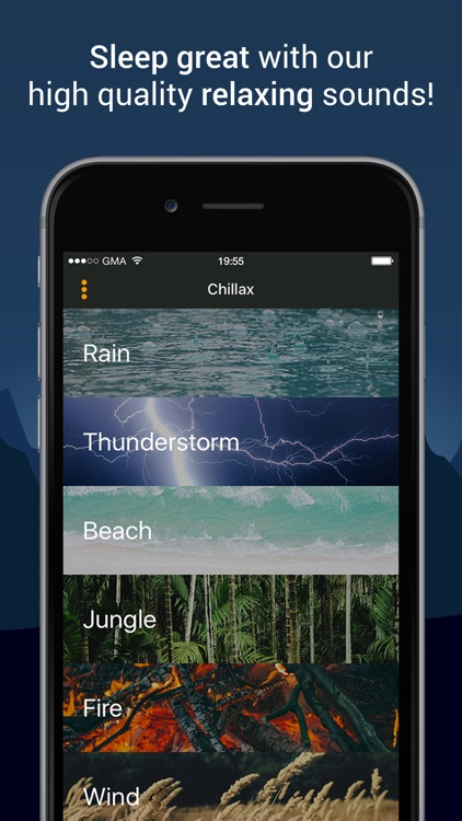 Chillax - Sounds for Sleep & Relaxation
