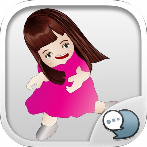 WISH Stickers & Emoji Keyboard By ChatStick
