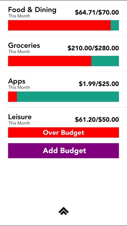 Track My Spending - Money Tracker screenshot-4