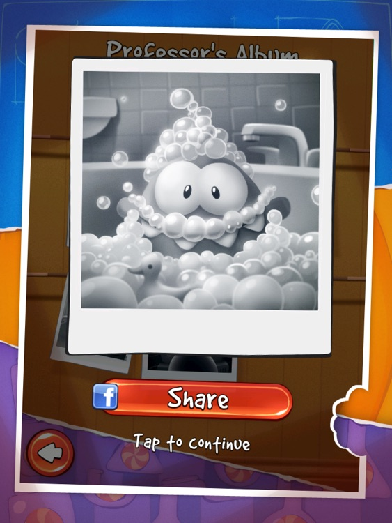 Cut the Rope: Experiments HD ™ screenshot-4
