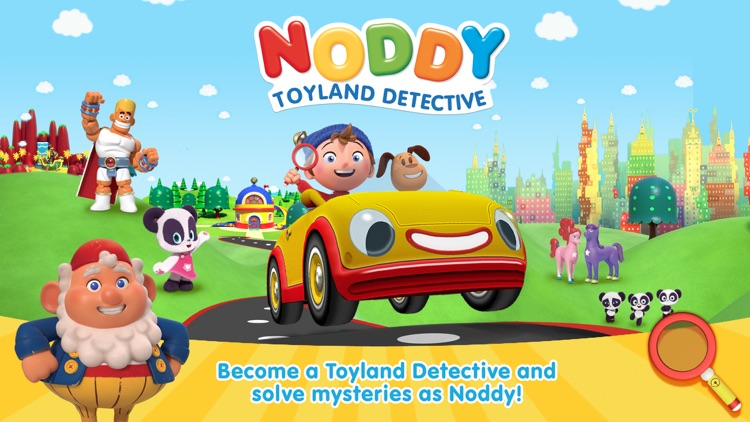 Noddy Toyland Detective screenshot-0