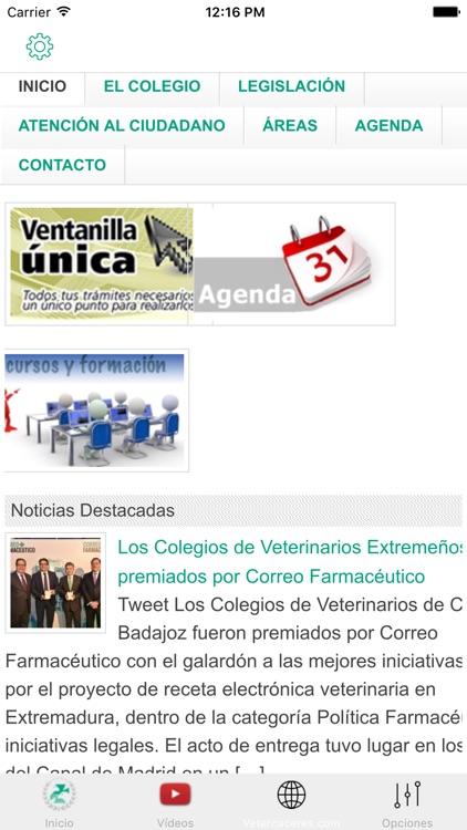 Colegio de Veterinarios screenshot-4
