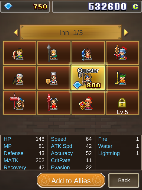 Magician's Saga screenshot 10