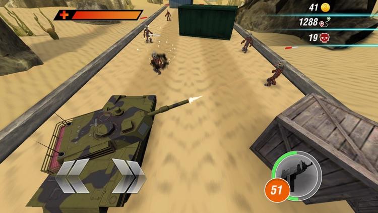 Shooting Tanks: Alien Force app image