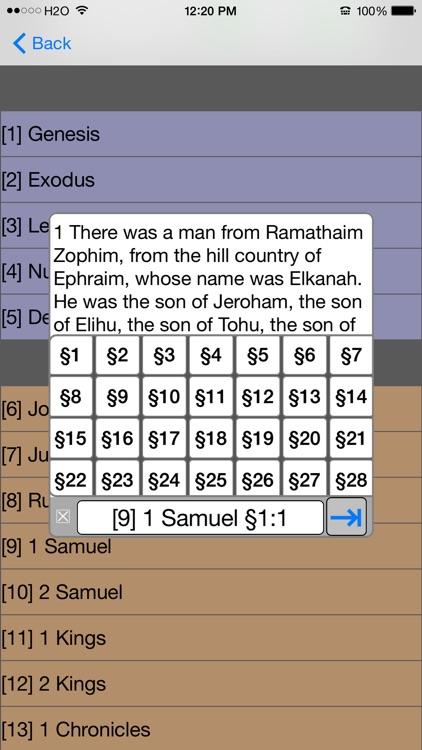 Holy Bible (New English Translation) screenshot-3