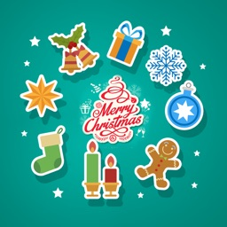 Christmas Sticker For iMessage App