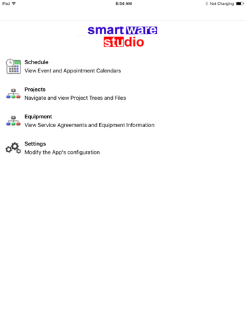 Smartware Studio Mobile - náhled