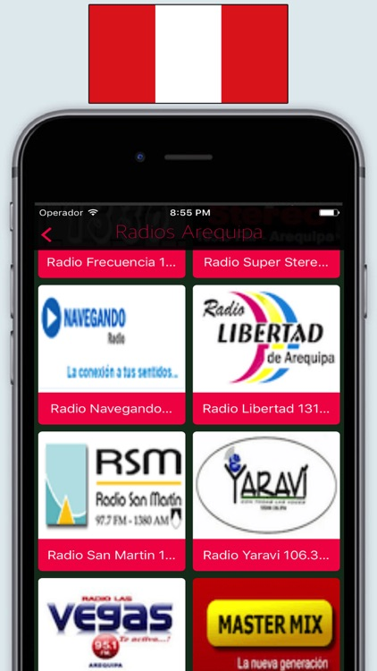 Radios Perú FM & AM / Live Radio Stations Online screenshot-3