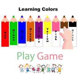 Learning Colors for Kids & Play Color Game