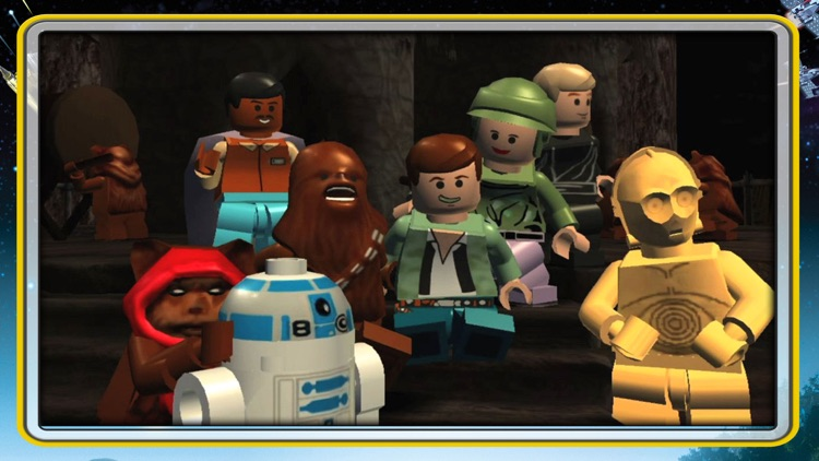 LEGO® Star Wars™:  The Complete Saga screenshot-3