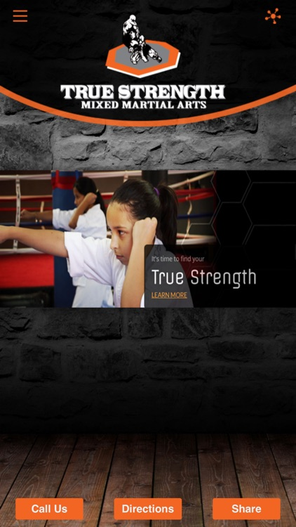 True Strength MMA