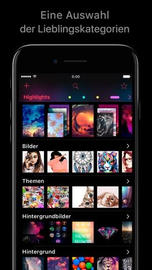 Highlights von Hintergrundbilder und HD Wallpaper Screenshot