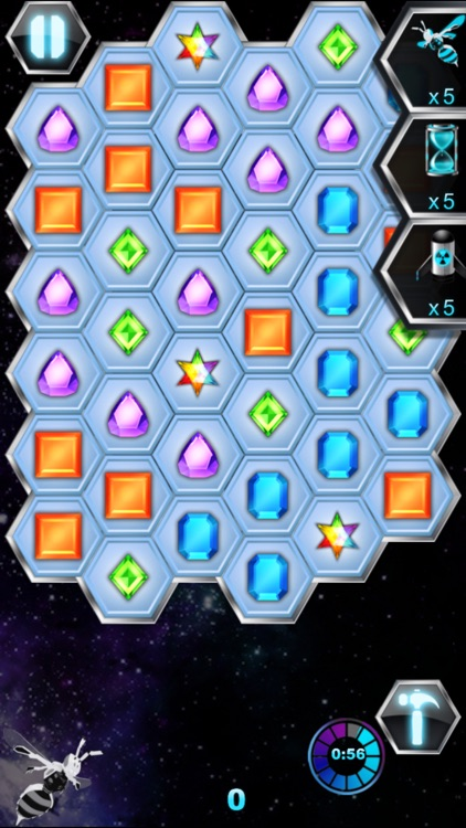 Bechained : Link Jewel or Candy to Bee Master screenshot-4
