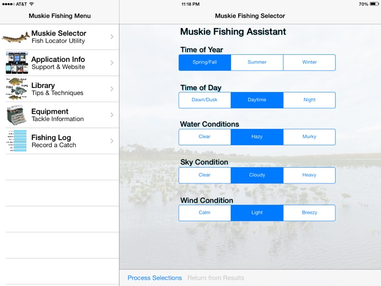 Muskie Fishing Pro screenshot-2