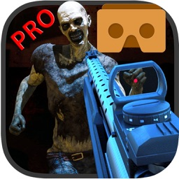 Zombie Graveyard Shooting VR Games-Pro Ads Free 3D