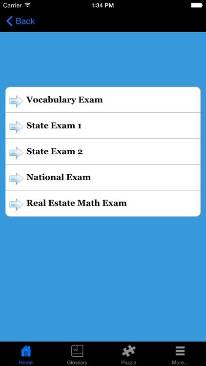Rhode Island Pearson VUE Real Estate Exam Prep. screenshot-3