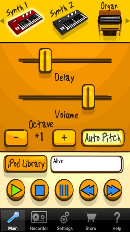 Voice Band screenshot-2
